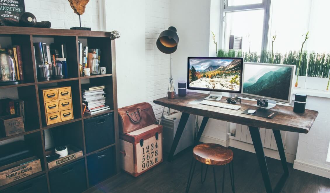 Designing a Home or Work Space for Therapy